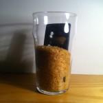 Kuivaus riisikulhossa