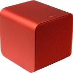NuForce Cube punainen