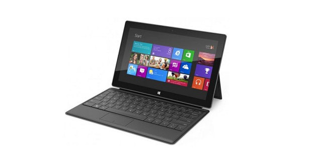Testattu: Microsoft Surface RT