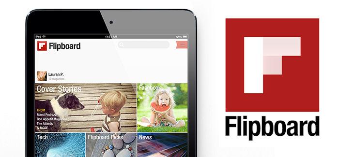 Flipboard julkaisi uuden version sovelluksestaan