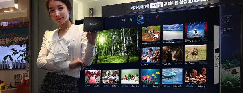 Samsung OLED F9500: Tulee elokuussa?