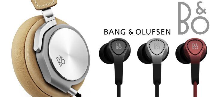 Bang & Olufsen tuo markkinoille kaksi uutta kuulokemallia