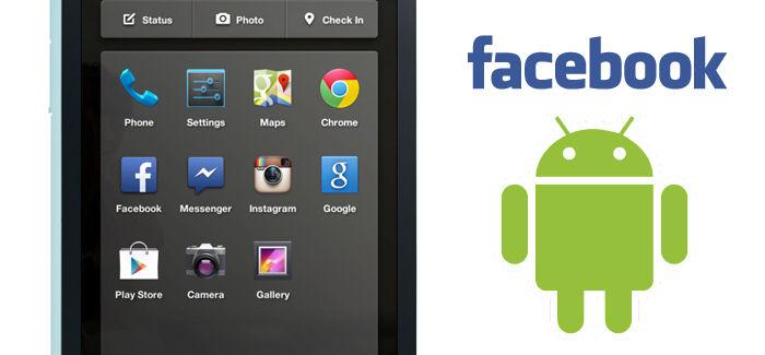 """Tänään selviää, mikä on Facebookin """"koti Androidille"""""""