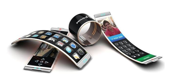 LG: Joustavalla OLED näytöllä varustettu puhelin tulossa vielä tämän vuoden puolella