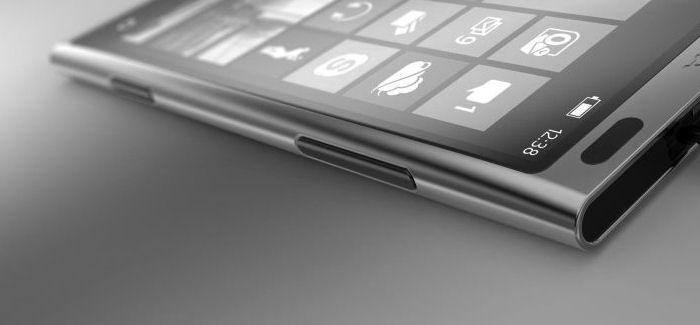 Onko tämä Nokian uusi alumiininen Catwalk -malli?