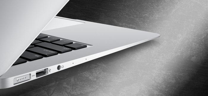 """Applen uusi Macbook Air 2013 tuo """"koko päivän akunkeston"""""""