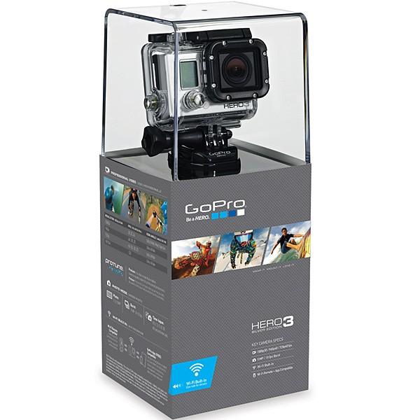 GoPro myyntipakkaus