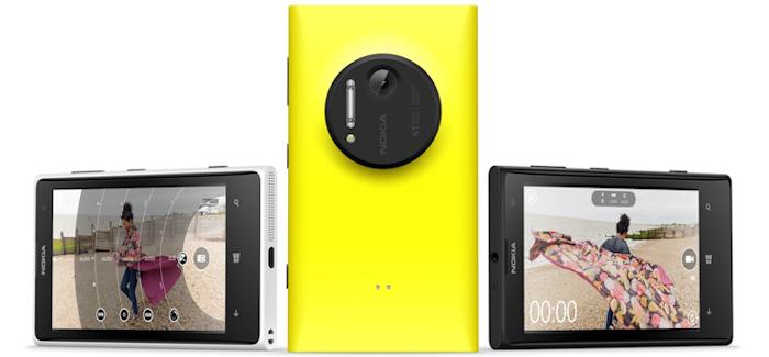 Lumia 1020 julkaistu – 41 megapikselin sensori!