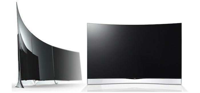 Kurvikkaat OLED televisiot myyntiin Yhdysvalloissa
