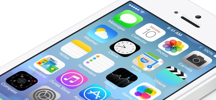 iOS 7 julkaistaan samana päivänä kuin uusi iPhone?