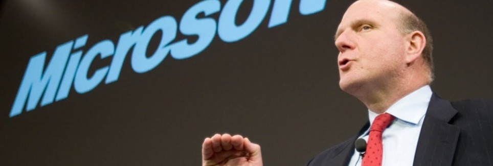 Microsoftin Steve Ballmer vetäytyy eläkkeelle