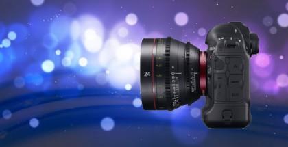 Canon EOS-1D C-front