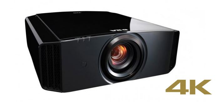 JVC:n uudet 4K videoprojektorit