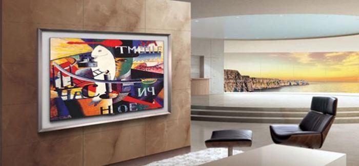 LG:n uusi Gallery OLED TV julkaistaan IFA 2013 messuilla