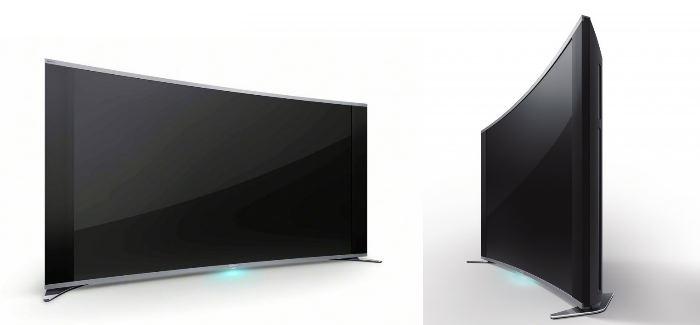 Sony KDL-65S990A – LED uutuus kaarevalla näytöllä