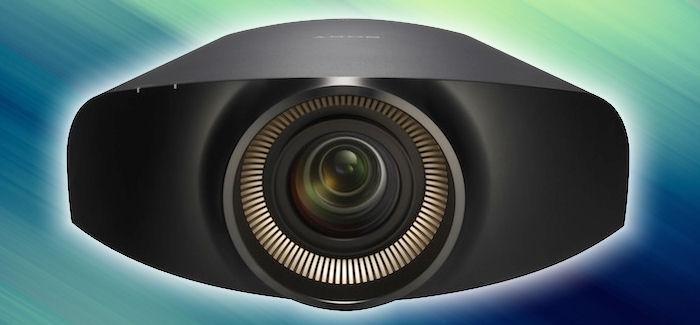 Uusi 4K videoprojektori Sonylta: VPL-VW1100ES