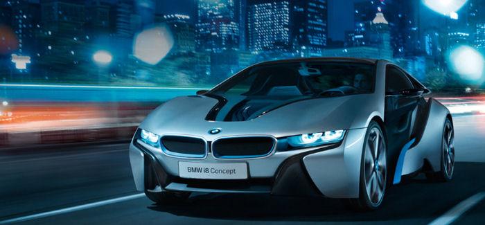 BMW i8 – Ekotallaajan urheiluauto