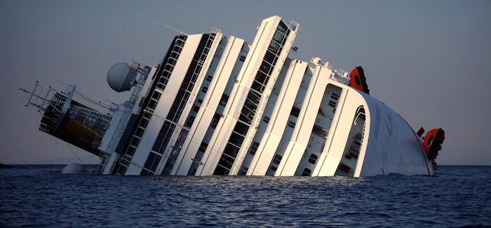 Katso livenä: Costa Concordia nostetaan merestä