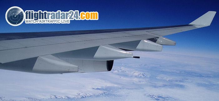 Flightradar – Näyttää sinulle lentoliikenteen kartalla!
