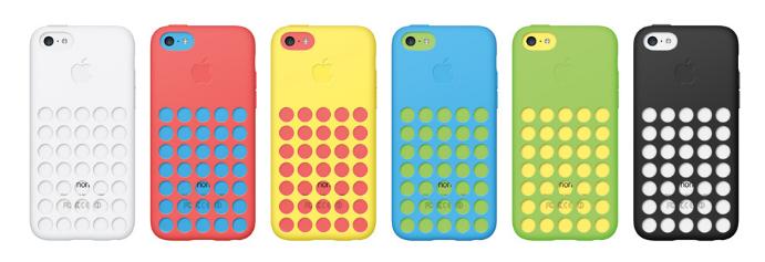iphone 5C suojakuori