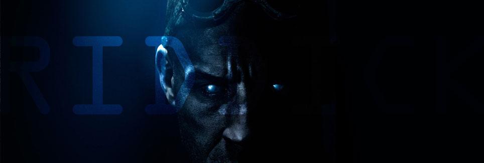 Tulossa: Vankikarkuri Riddick tekee paluun