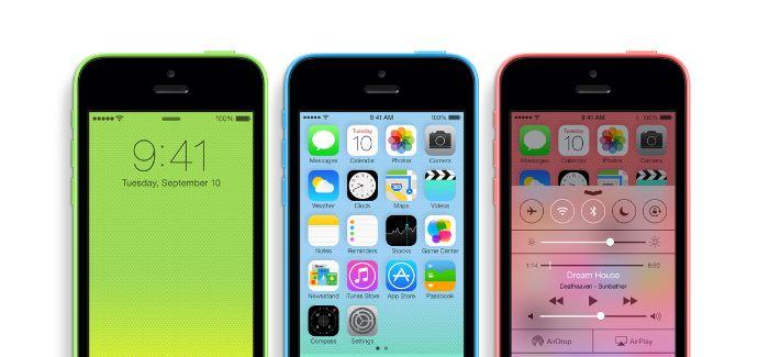 Uusien iPhone 5S sekä 5C puhelinten hinnat Suomessa