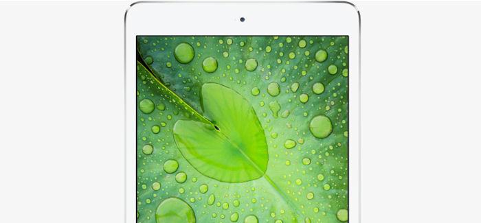 Tässä on uusi iPad mini Retina –näytöllä