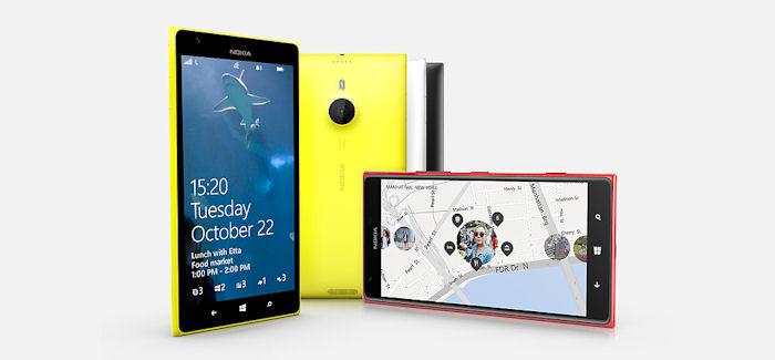 Nokia julkisti kaksi jätti-Lumiaa – Lumia 1520 ja Lumia 1320