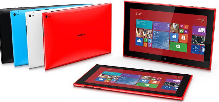Nokian ensimmäinen ja mahdollisesti viimeinen tabletti – Lumia 2520 julkistettu