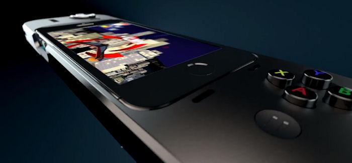 Logitech Powershell: Peliohjain iPhone -älypuhelimeesi