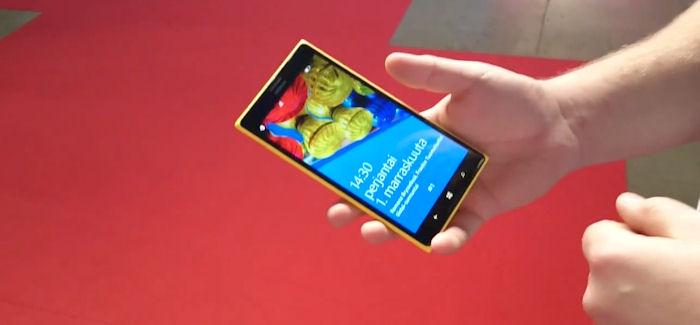 DigiExpo 2013: Nokia Lumia 1520 ensi-tuntumat!