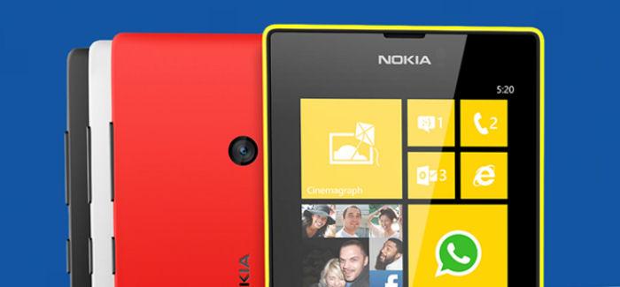 Nokia Lumia 525: Puhelimen tekniset tiedot vuotavat verkkoon