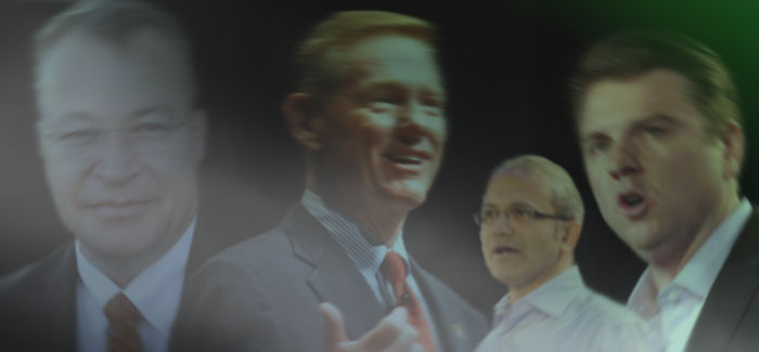 Microsoftin pääjohtajan kilpa kovenee: Enää neljä nimeä listalla