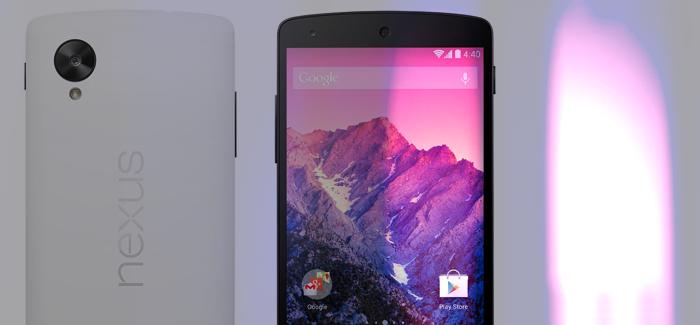 Nexus 5: Tässä on Googlen uusi lippulaivapuhelin