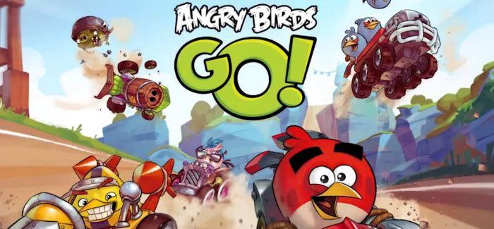 Angry Birds Go! – Nyt ladattavissa