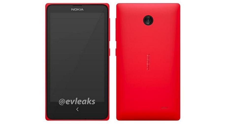 Nokian Android -puhelin näyttäytyy vuodetuissa kuvissa