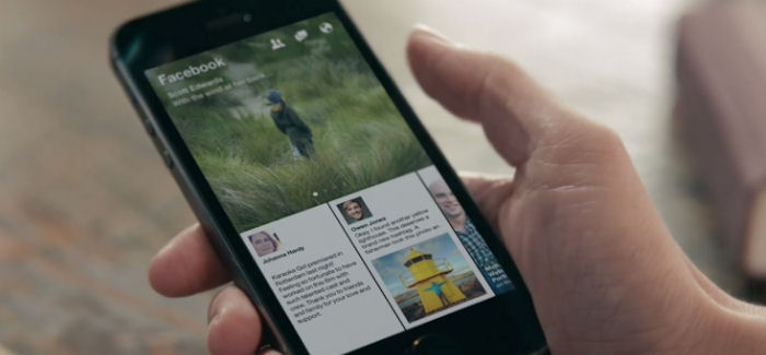 """Uusi Facebook -sovellus mobiililaitteisiin – """"Paper"""""""