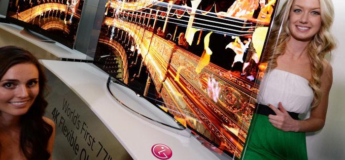 LG vahvasti esillä CES-messuilla: webOS TV, Lifeband Touch, OLED, 4K