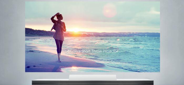 Sony julkaisi uuden 4K projektorin