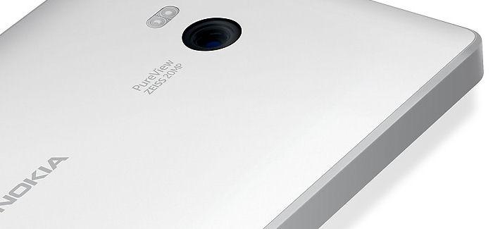 Lumia Icon – Nokian uusi lippulaivapuhelin 20 megapikselin kameralla