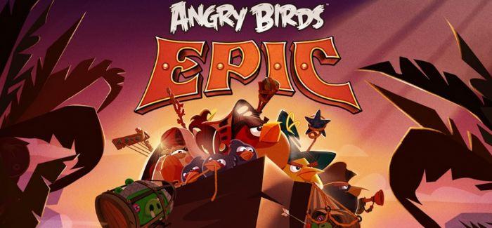 Katso: Angry Birds Epic – ensimmäinen pelivideo