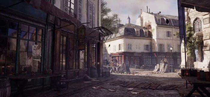 Katso: Ensimmäinen traileri tulevasta Assassin's Creed Unity pelistä