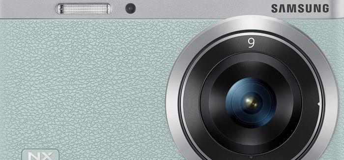 Pieni kamera, jossa suuret ominaisuudet – Samsung NX mini