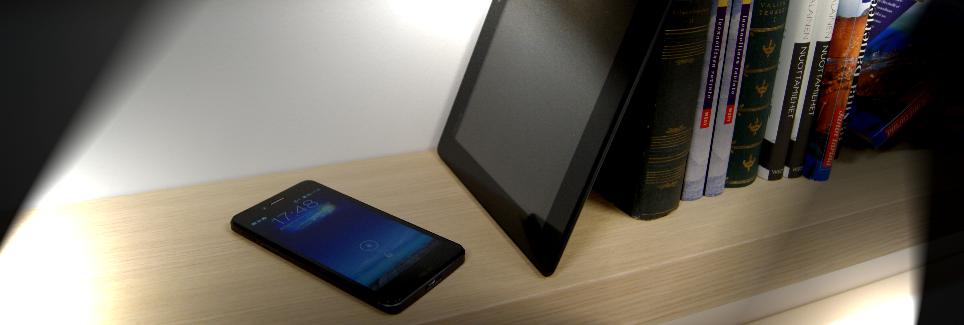 Asus Padfone (A86) Arvostelu: Yhdistää tabletin ja puhelimen