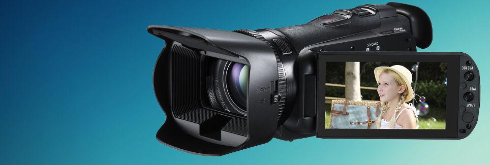 Canon Legria HF G25 arvostelu: Vapauta luovuutesi