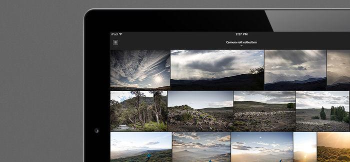 Adobe tuo suositun Lightroom -sovelluksen iPadille