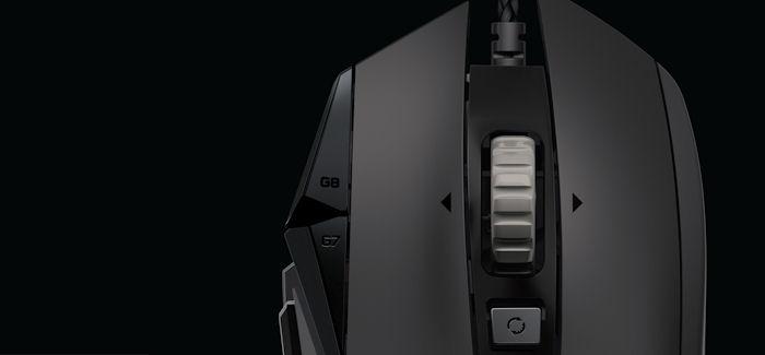 Logitech G502 Proteus Core pelihiiri esitelty: Äärimmäisen tarkka pelihiiri