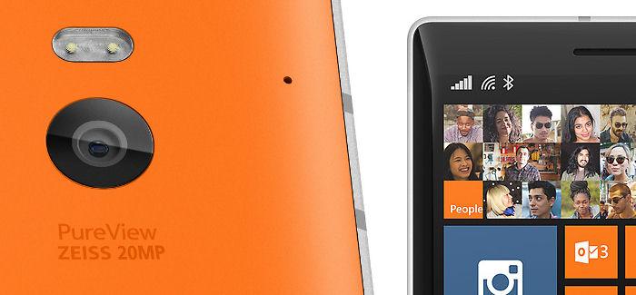 Nokian Lumia 930: 5-tuuman Full HD näyttö, 20 megapikselin kamera