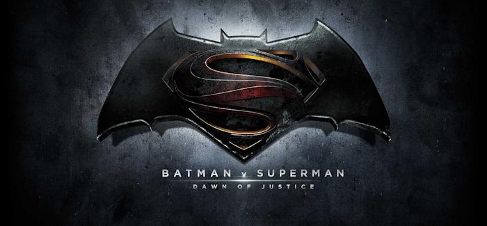 Batman vs. Superman -elokuvan virallinen nimi paljastettu