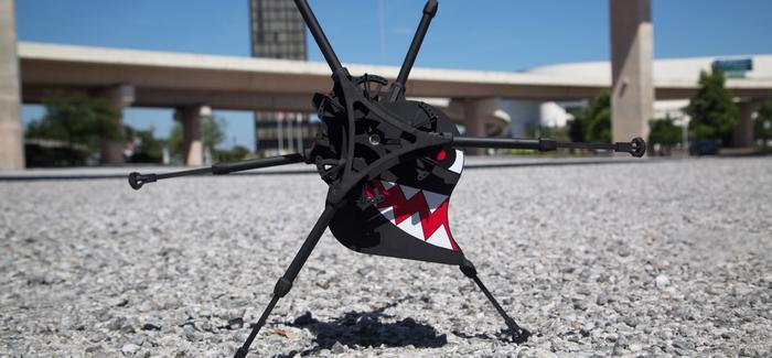 Tässä on OutRunner: Maailman nopein juokseva robotti